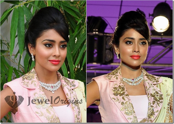 Shriya_Saran_Diamond_Necklace