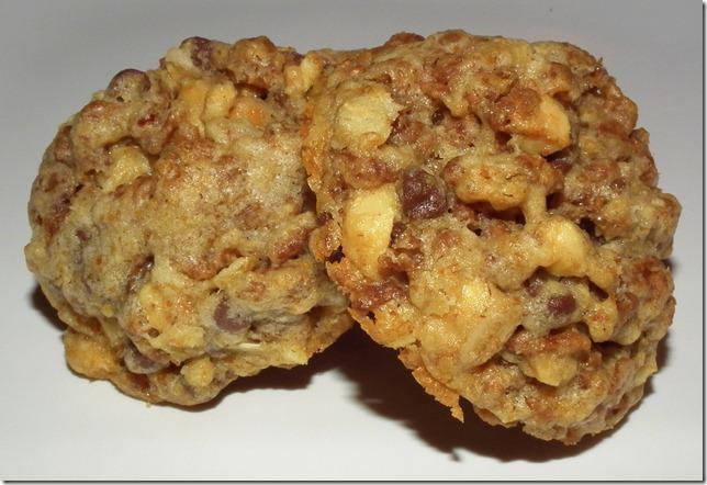 Crispy Peanut Grabbers