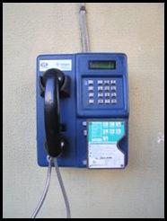 CAIC Telefone Público