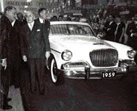 1958-2 inauguration