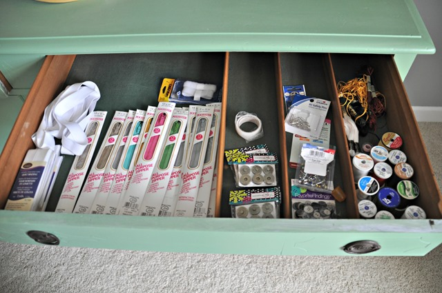 sewing drawer 2
