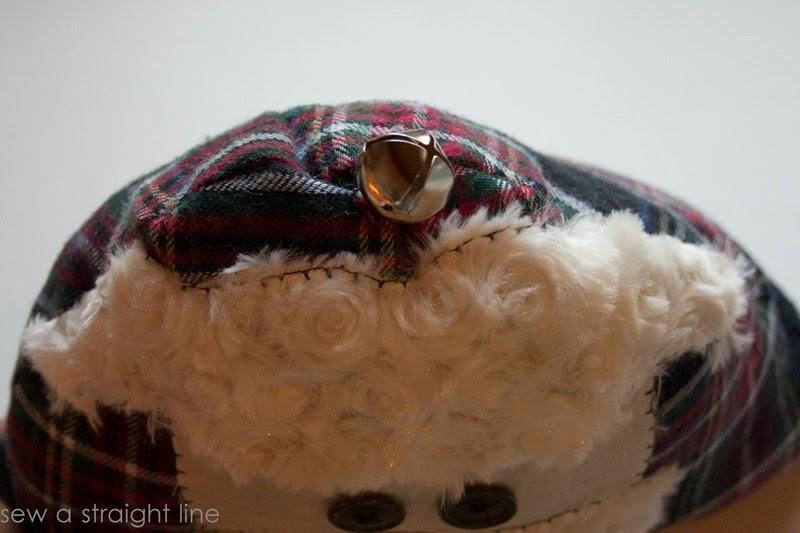 santa face pillows sew a straight line-11