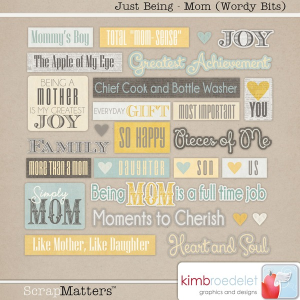 kb-JustBeingMom-words