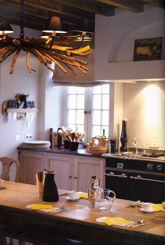 Belgian Kitchen Love Home Design Interior
