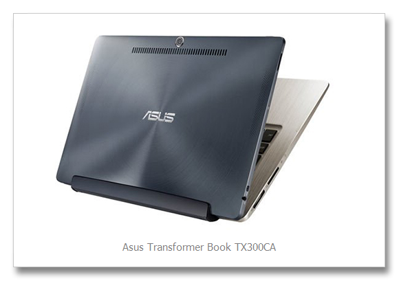 TX300CA Convertible Laptop