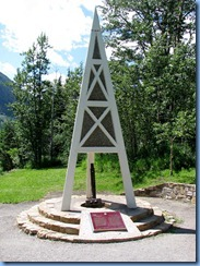1444 Alberta Akamina Parkway - Waterton Lakes National Park - First Oil Well in Western Canada National Historic Site