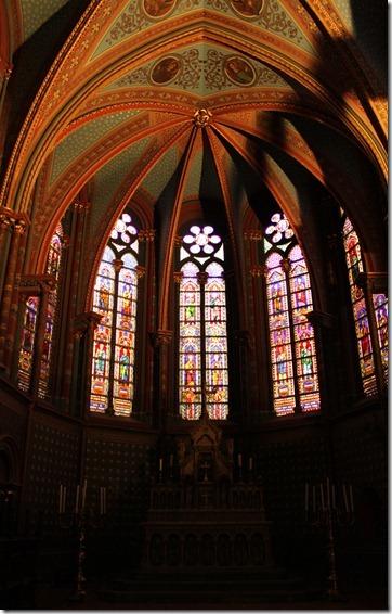 Notre Dame de la Chapelle ノートルダム・ド・ラ・シャペル教会