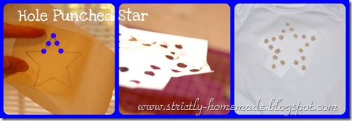 Hole Punched Star