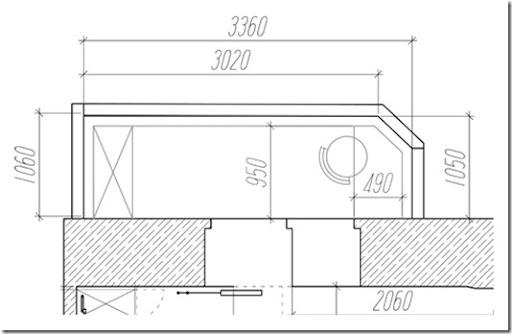Дизайн лоджии 4 кв. м (фото).