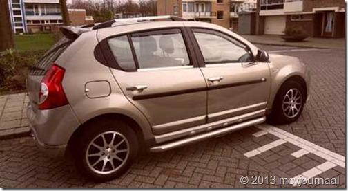 Dacia Sandero Uul 01