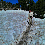 Highway to Bumpass Hell