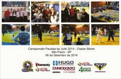 www.judo.com.br - Campeonato Paulista de Judô Sênior