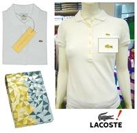 Lacoste lança edição limitada de camisa Polo para o fim de ano.