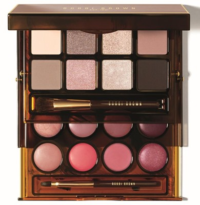 Bobbi Brown Holiday Gift Giving Deluxe Lip Eye Palette_FH14