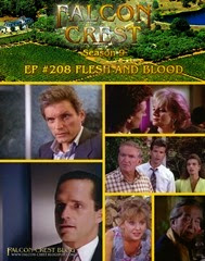 Falcon Crest_#208 Flesh And Blood
