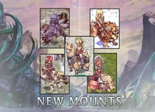 new mounts