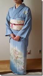 着物で結婚式に (1)