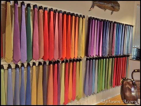 store ties