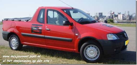 Dacia Logan Pick-Up Theo 01