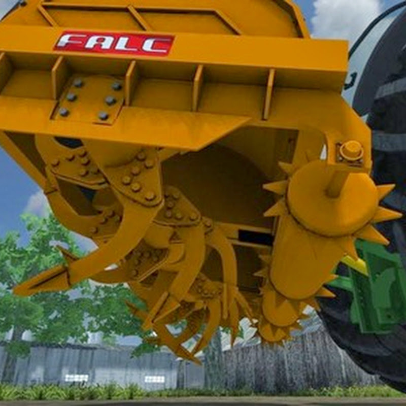 Farming simulator 2013 - FALCLAND 3000 v 2.1 MR
