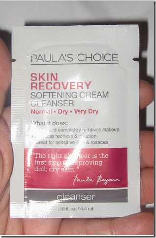 Skin Recovery sample