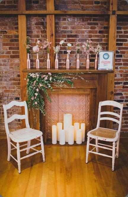 mantle Sullivan-Owen-Floral-Design-Philadelphia-Fireplace-Design-Copper-Pink