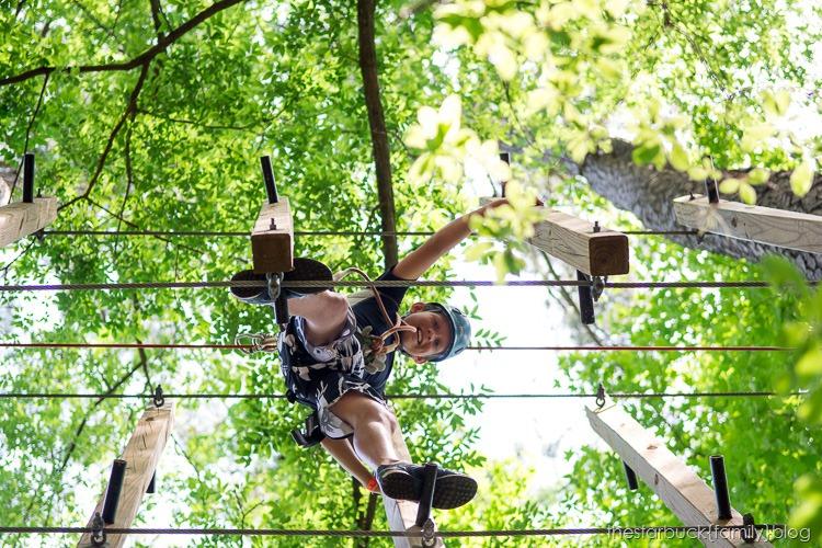 Callaway Gardens Treetop adventure blog-9