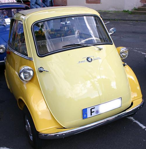 claas - Car - Isetta .