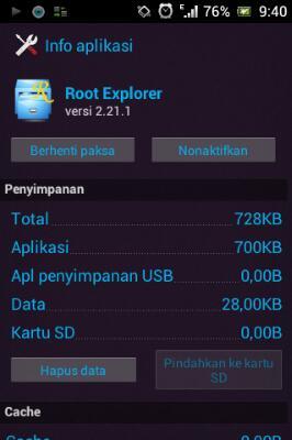 Root Explorer v2.21.1