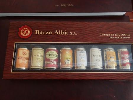 Colectie Divin - Barza Alba Balti