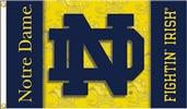 Notre Dame College Flag