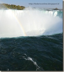 niagara falls - canadian side