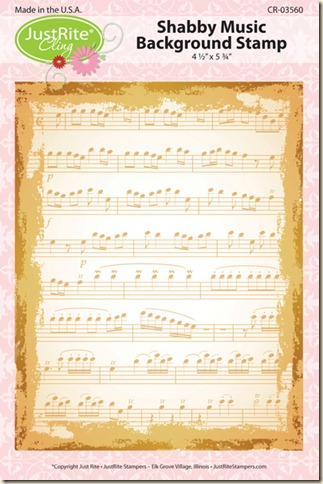 SHABBY MUSIC BACKGROUND CL 03560-lg