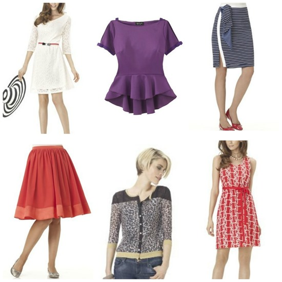 Cute spring clothing wishlist