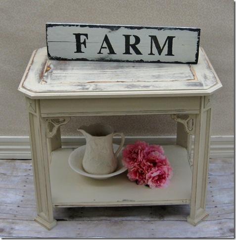 sign farm