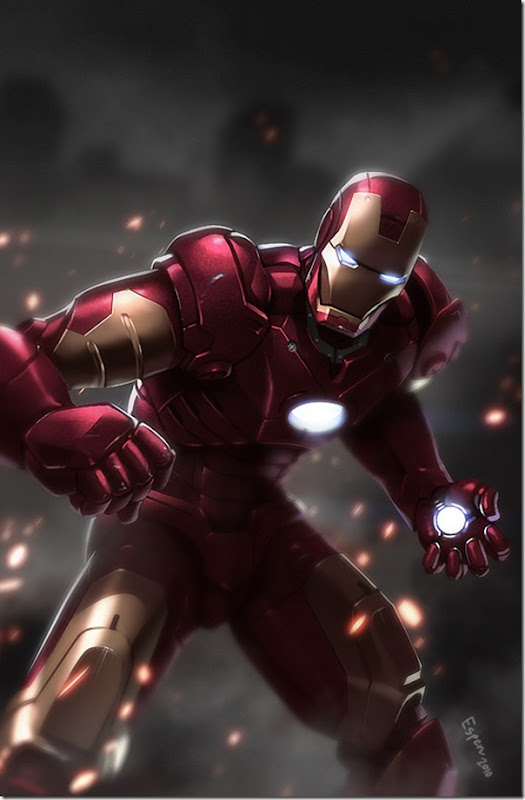 Iron man ,Anthony Edward ,Tony Stark (15)