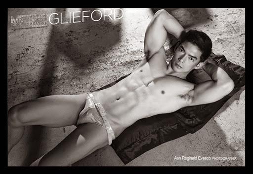 Metro Sexiest Men Glieford