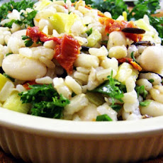 Greek White Bean Salad