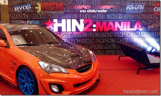 HIN2 Manila Car Show