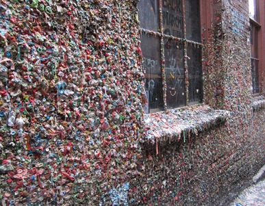 lower Post Alley gum wall (5)