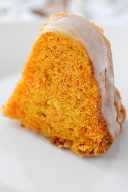Pumpkin bundt cake3
