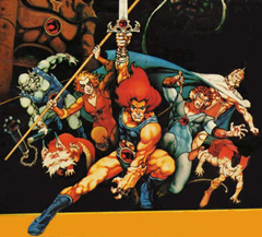 Thundercats Personagens