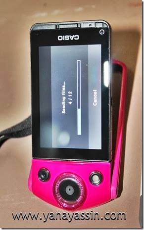 camera Exilim TR-15   125