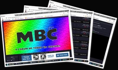 Exibir Fórum MBC
