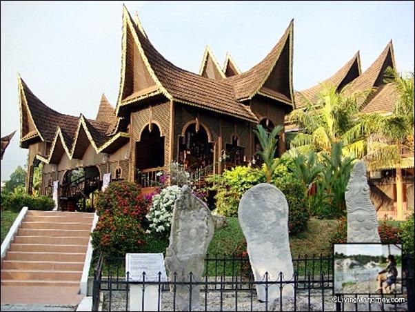 Minangkabau House at Negeri Sembilan (4)