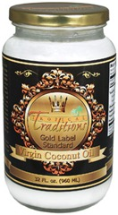 tropical traditions coconut oil