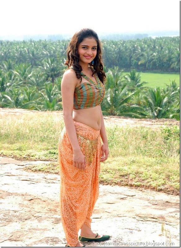 south-indian-actress-Sheena-Shahabadi-hot-boobs-images