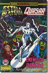 P00025 - Silver Surfer -  - 032 v3 #33