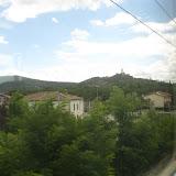 Italy - Train to Rome