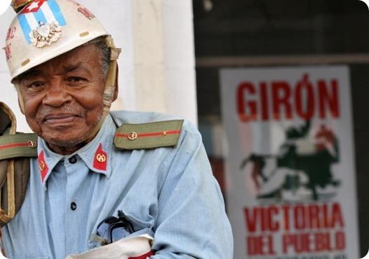 miliciano cubano